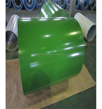 china color zinc coated steel