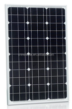 made in china 80w mono solar power system high power solar panel ac