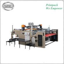 CE verified automatic silk screen printing machine