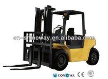 7 tonelada empilhadeira a diesel com motor importado cnfd70
