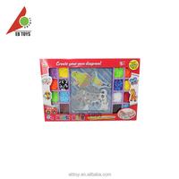 3D jigsaw puzzles Intelligence bead animal series kid educational toys kids puzzle