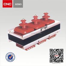 JSZW(3)-3, 6,10 A(B)Type indoor three phase cast resin insulated high voltage transformer price