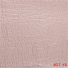 Deep Embossed PVC synthetic leather for upholstery bags shoes,wall decorative pvc vinyl leather