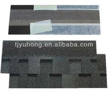 grey color laminated asphalt shingles