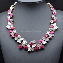 Factory wholesale fashion jewelry sex necklace costume jewelery