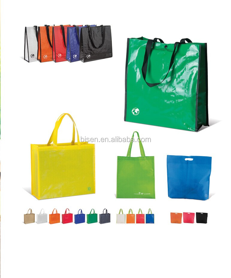 Promotional Shopping Bags, Non woven bag,Tote bag