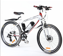 26inch Fashion Newest Electric bike; Unfoldable E Bike; with Lithium battery ; EN15194
