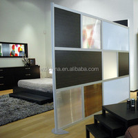 modern design acrylic partition wall panel