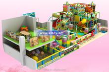 new type kids plastic slide indoor playground