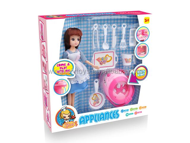 Baby doll con lavatrice baby doll giocattoli giocattolo mobili per ...
