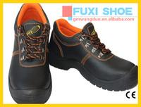 Cow split leather upper SAFETY SHOES ,double PU safe shoes,SBP safe boots 6003