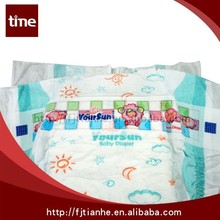 Baby product in quanzhou tianhe company,manufacturer of baby diaper