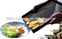PTFE Coated Fiberglass Mesh Basket for Cooking Crisp Chips