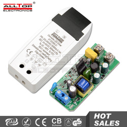 6W 350mA triac constant current dimmable led driver