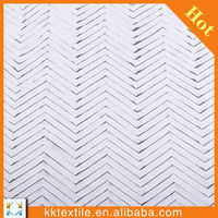China wholesale supplier satin laser hot cut embroidery mesh lace fabric for bag
