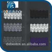 Different Design Factory Price Church Lace Bonded Lace Chord Lace