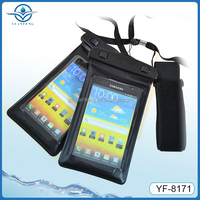 Top sale waterproof smartphone pouch for All 4.8-5.5inch screen phones for diving swimming waterproof bag