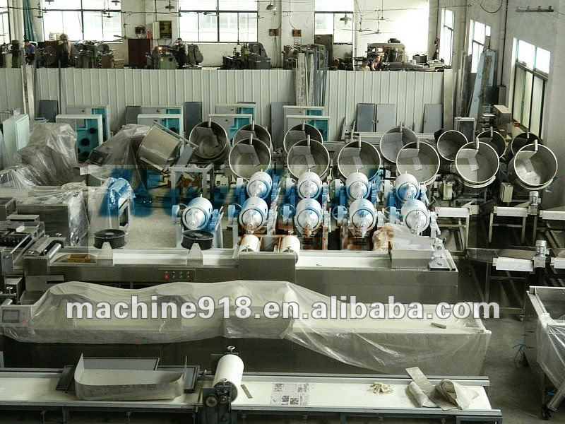 Hot Products Line- Peanut Candy,Peanut Brittle Bar Production Line0086 ...