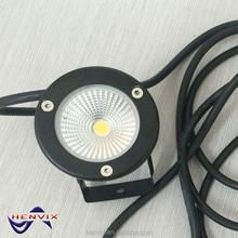 3000k COB LED 7w lamp post garden lights