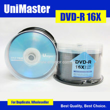 UniMaster Taiwan blank DVDs free sample dvd media wholesale