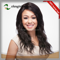 """18"""" Remy indian human hair extension machine made weft hair weaving organic hair products"""