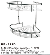 Beautiful Stainless Steel Bathroom accessory BB-322D Soap Basket