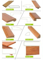 High quality Bamboo Construction Moulding