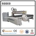 De madera del cnc de la máquina de trabajo/cnc router de la máquina
