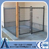 Large Powder coated Chain Link Fence Dog Cages / large dog cage