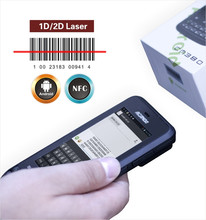 android java barcode scanner with RFID reader 3G Smart Phone