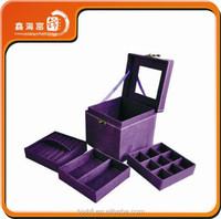 wholesale China Luxury fashion jewelry box manufacturers china
