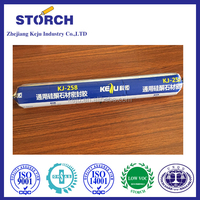 Neutral cure aluminum window frame silicone sealant for construction use