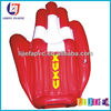 Custom Inflatable Hand, Inflatable Cheering Hand, PVC Inflatable Hand Advertising