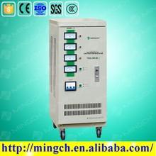 3 phase 6000va servo motor control energy savings voltage regulator
