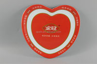 Heart Shape Melamine Candy Plate,Plastic Dessert Plate And Dish