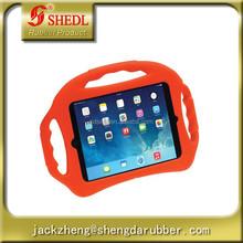 Silicone Multi Grip Kids Case for iPad Mini Red