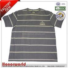 20 years professional BSCI certified organic cotton men t-shirts