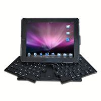 iPEGA Factory PG-IP099 Tablet pc & Mobile Phone white leather case wireless keyboard for ipad 2