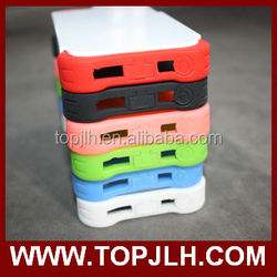New! 2 in 1 3D sublimation cases for iPhone 5