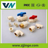 ASTM D2846 Plastic CPVC Pipe Fittings in many color