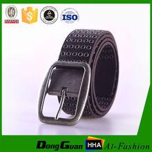 Wholesale Eco-friendly leather belt with custom design