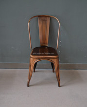 Copper Plating Chair, Replica Masters Design Dining Room Furniture