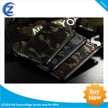 CZ factory cheap Camouflage Genuine Leather Case FOR mini