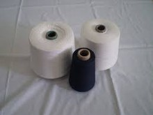 100% polyester yarn ring spun Ne 30/1