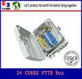 plástico de alta calidad IP65 FTTX equipos de distribución