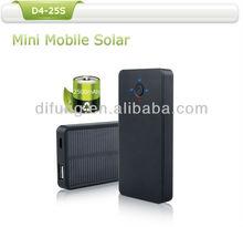 Mini Portable 2500mAh Micro Input Travel Backup Battery for Mobile Phone