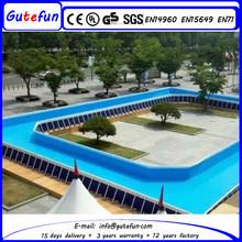 a swimming pool used fiberglass pool