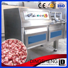 factory price automatic stainless steel cubes cutting meat processing equipment