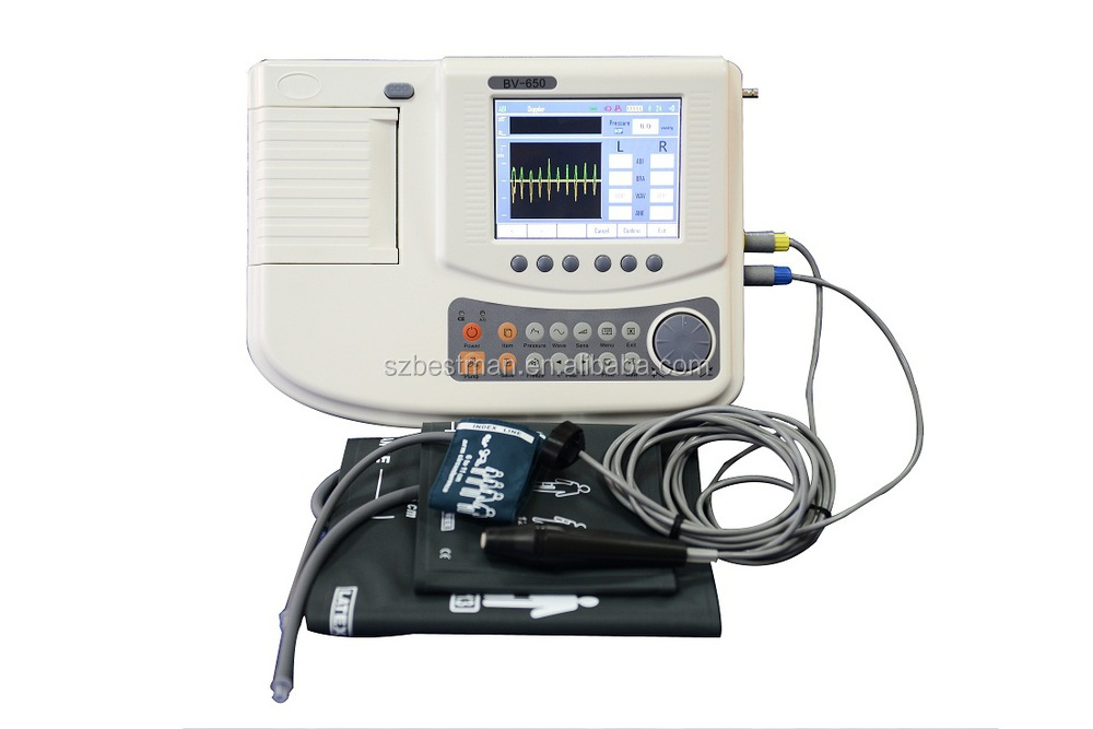 vascular doppler machine
