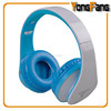 Foldable Bluetooth wireless headphone with memory card